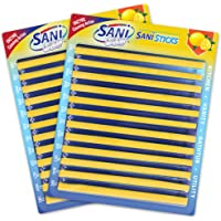 Sani Sticks Drain Cleaner and Deodorizer | Non-Toxic, Enzyme Formula to Eliminate Odors and Helps Prevent Clogged Drains…