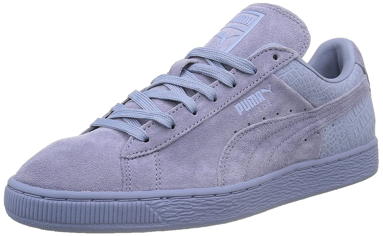 Puma Unisex-Erwachsene 361372 Sneaker, Violett  39 EU|Grau (Tempest)