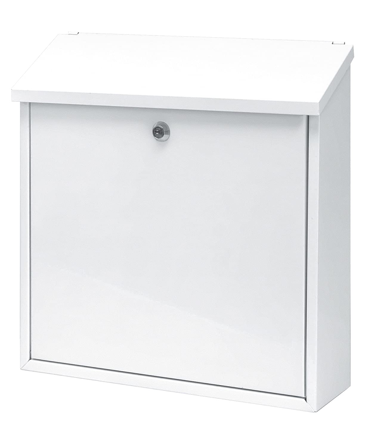 V-Part Wall-Mounted Post Box Height 37 cm White VB 440050