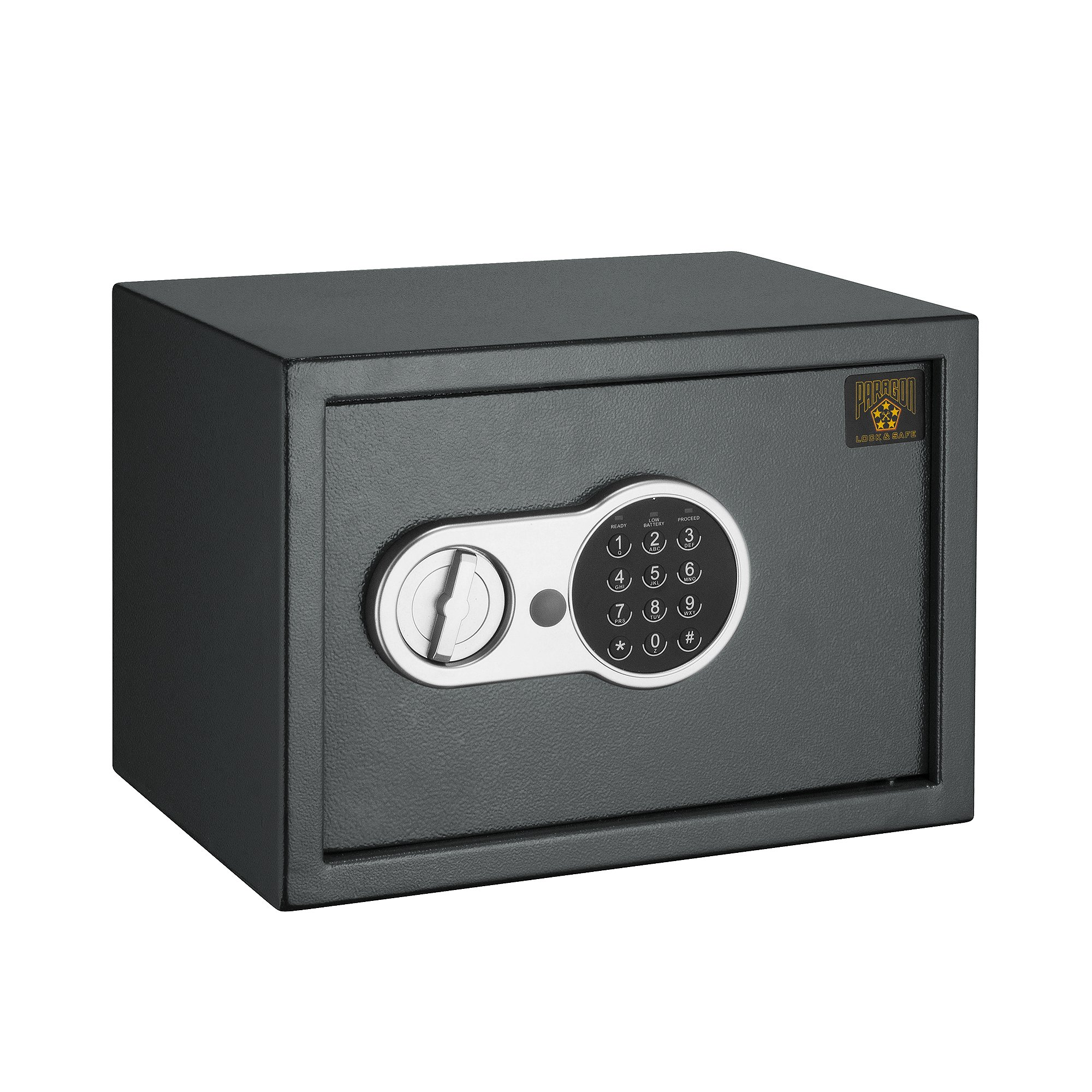Paragon Lock & Safe Electronic .6 CF Digital Entry Deluxe Safe for Home Security by Paragon Lock and Safe