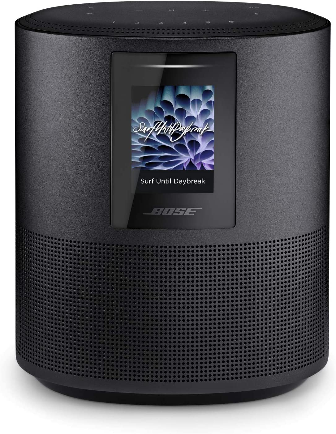 Amazon Com Bose Home Speaker 500 With Alexa Voice Control Built In Black Electronics