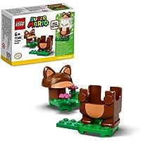 LEGO 71385 Super Mario Tanooki Mario Power UP Pack, Uitbreidingsset Set Draaiend-Stompend Kostuum