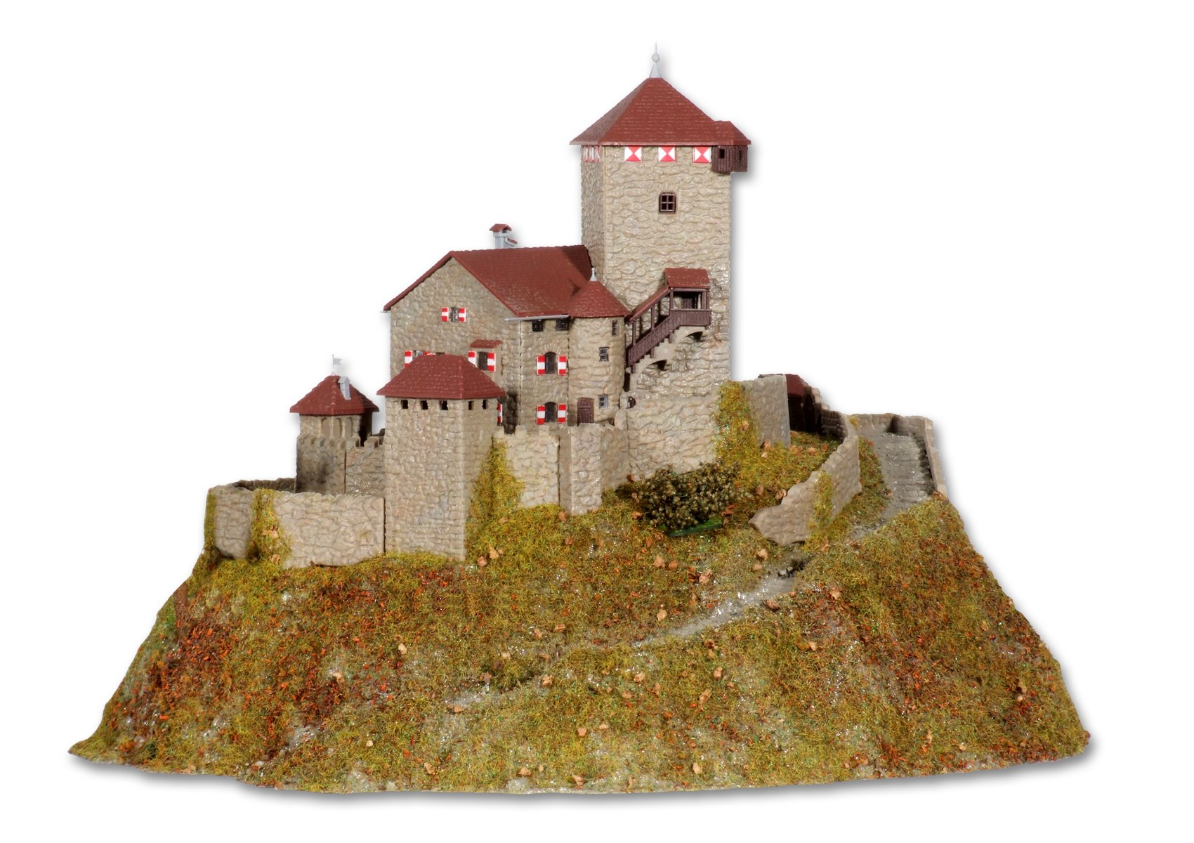 Kibri 37304-N Castle Bran-