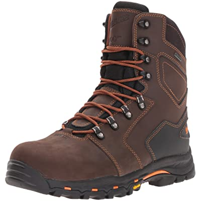 "Danner Men's Vicious 8"" 400G NMT Work Boot | Industrial & Construction Boots"