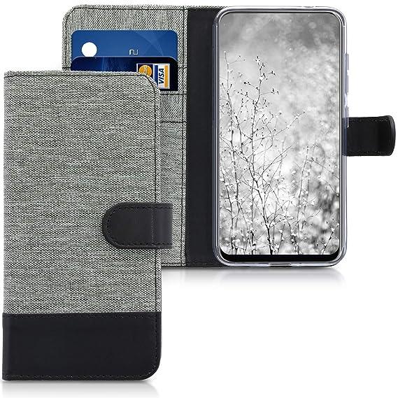 separation shoes 39151 0dcc4 Amazon.com: kwmobile Wallet Case for Asus Zenfone 5 / 5Z (ZE620KL ...