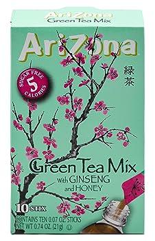 AriZona Ice Cold Caffeinated Green Tea