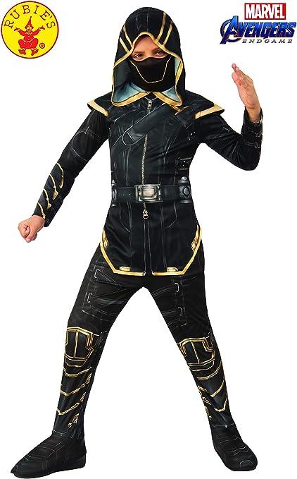 Amazon.com: Vengadores 4 Hawkeye (como Ronin) disfraz y ...