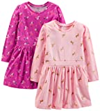 Simple Joys by Carter's Girls' Toddler 2-Pack