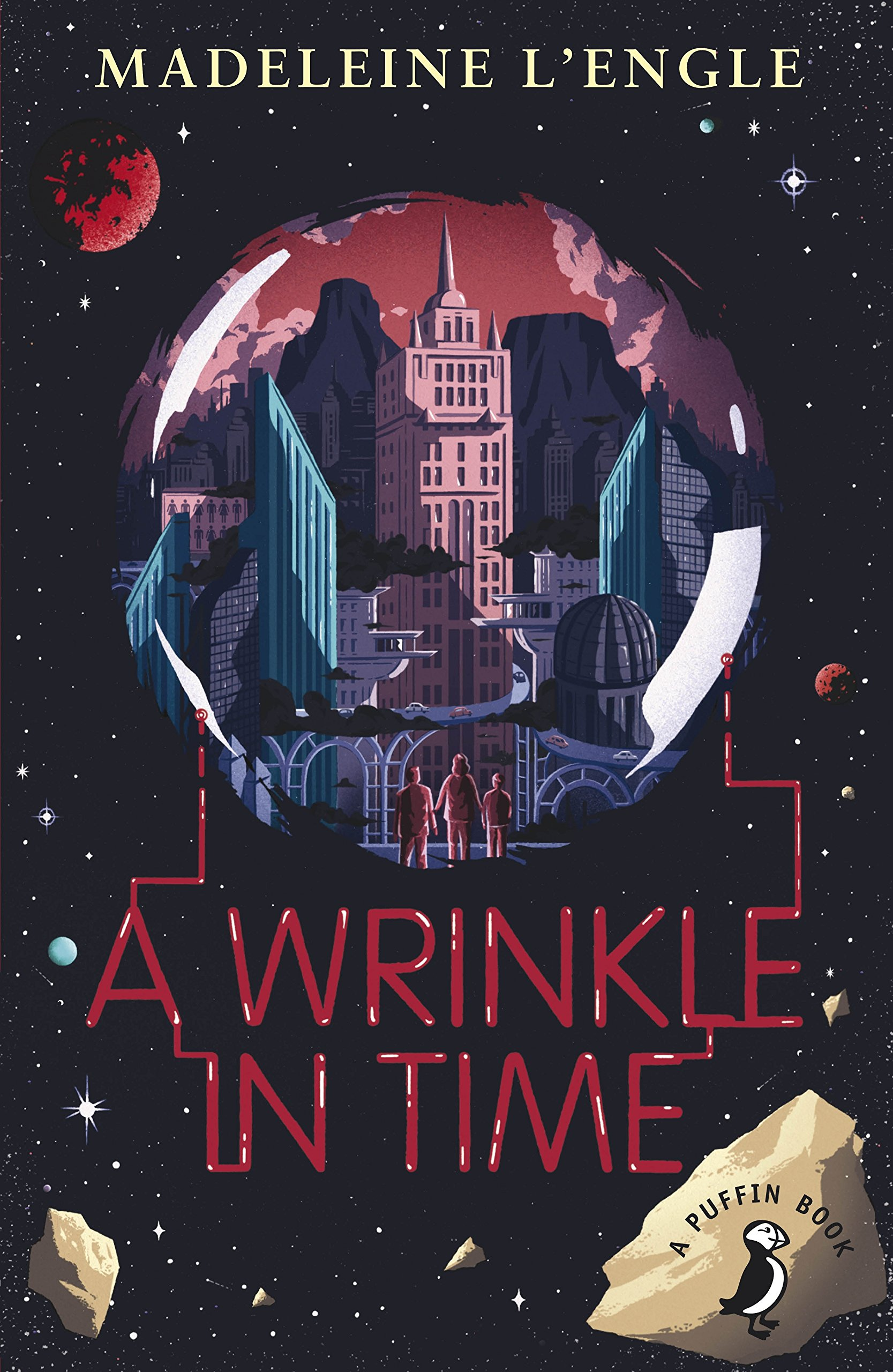 A Wrinkle In Time  A Puffin Book