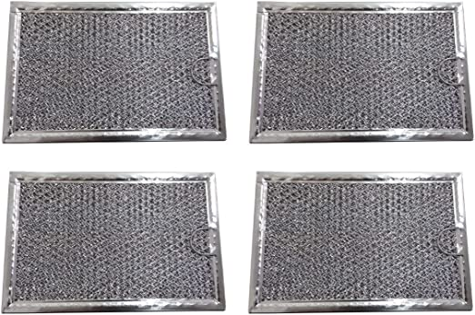 Amazon.com: (KAS) 4 pack Grease Filter for LG Microwave 5 x ...