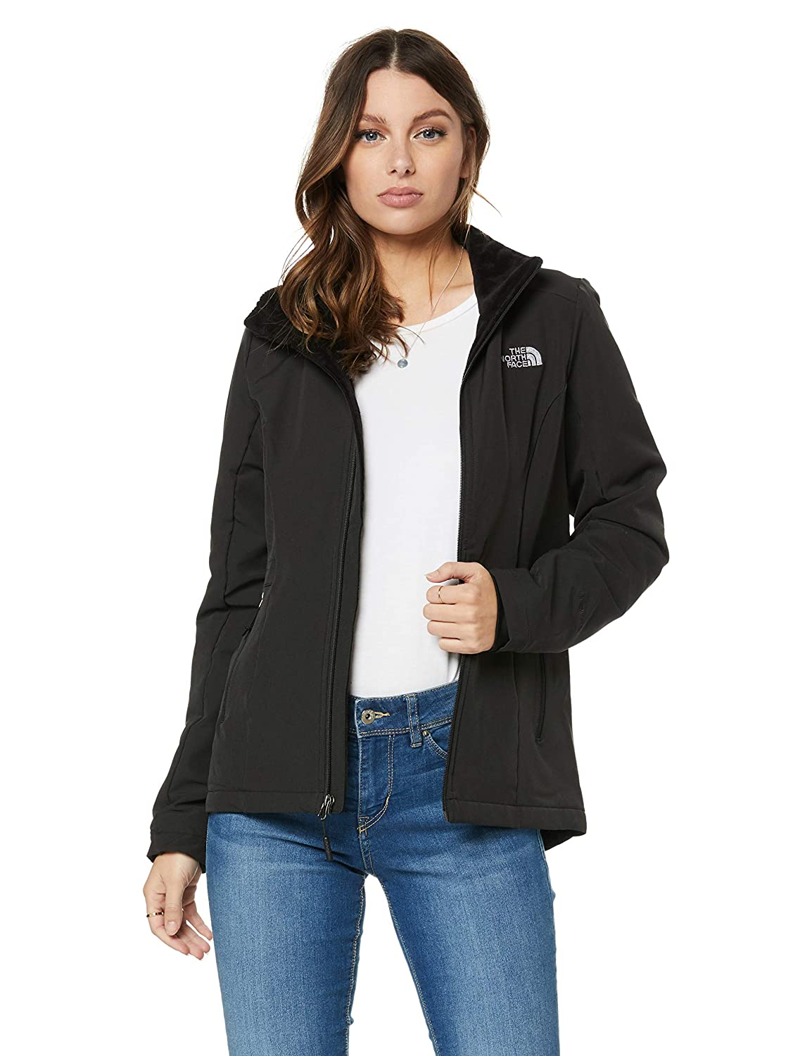 Tnf Black Large The North Face Women's Shelbe Raschel Hoodie
