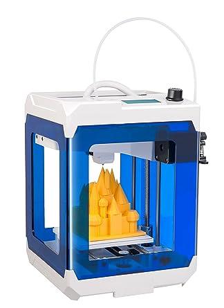 IUSE Máquina de impresión 3D portátil de escritorio con filamento ...