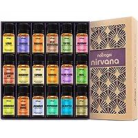 Natrogix Nirvana 18 Essential Oil Set With Free E-Book