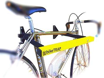 Colgador de bicis stalwart flip up wall mount bike hanger - Cadenas velo decathlon ...