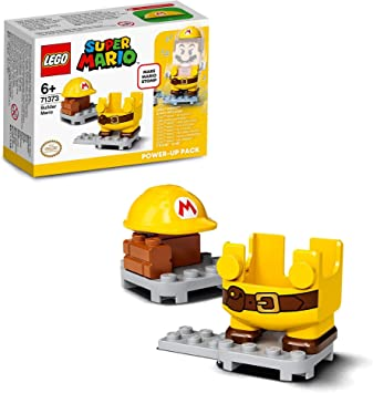 LEGO Super Mario Constructor Pack Potenciador, Set de Expansión ...