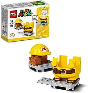 LEGO® Super Mario™ Builder Mario Power-Up Pack 71373 Building Kit
