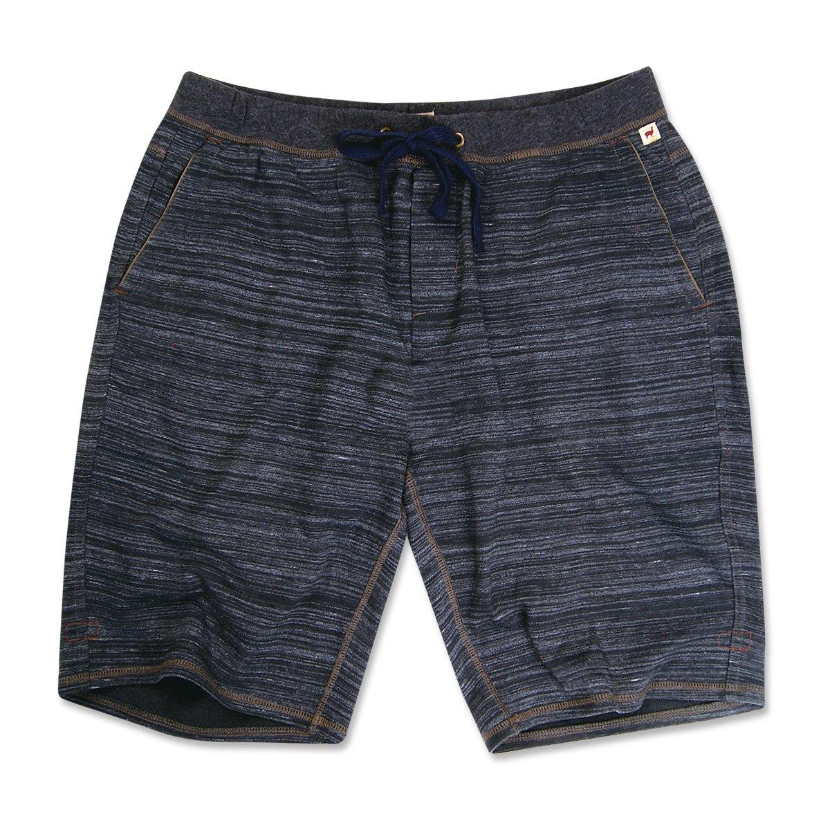 ZENFARI Lazy Shorts Charcoal Extra Large