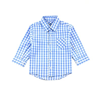 Littlest Prince Couture Infant/Toddler/Youth Dress Shirt