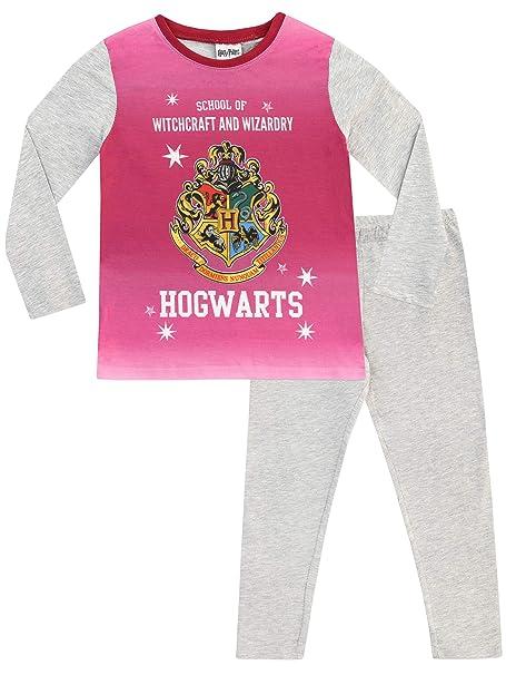precio de fábrica replicas estilo distintivo Harry Potter Pijamas de Manga Corta para niñas Hogwarts