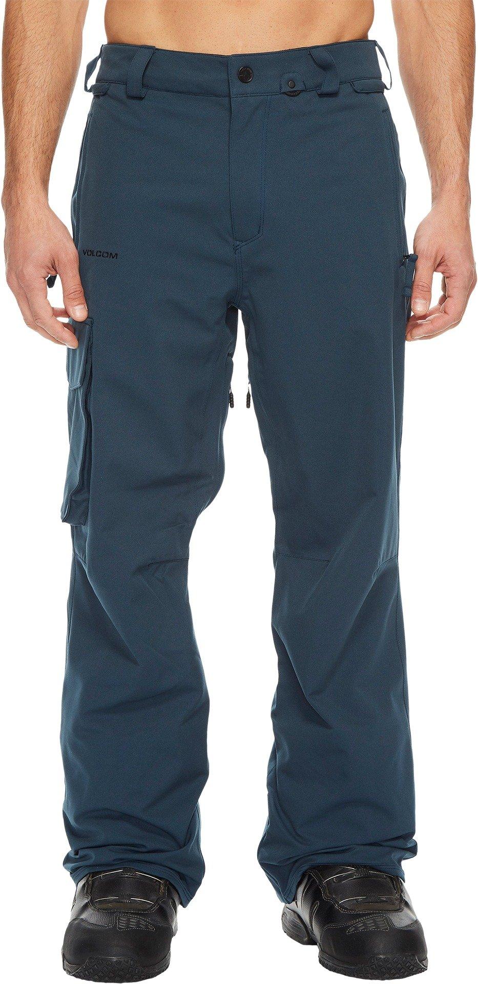 Volcom Snow  Men's Ventral Pants Snow Vintage Navy X-Small