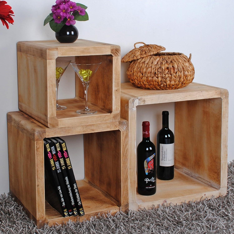 etagere cube bois. Black Bedroom Furniture Sets. Home Design Ideas