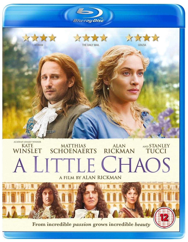 A Little Chaos [Blu-ray]: Amazon co uk: Kate Winslet