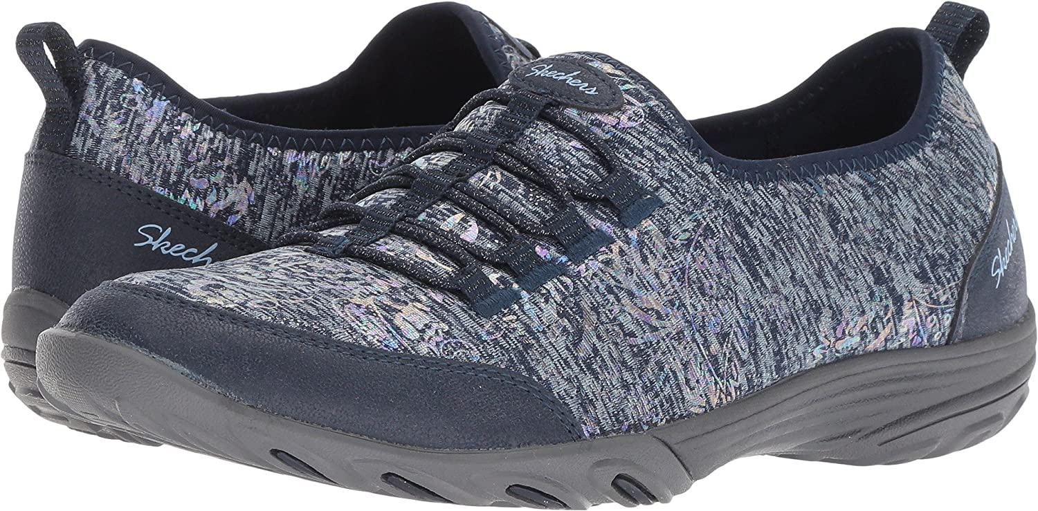 Skechers Empress Trendy Classic Womens Slip On Sneakers
