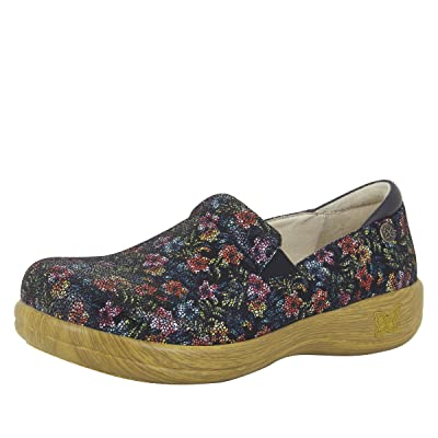 Amazon.com | Alegria New Women's Keli Clog Perkie 40 | Mules & Clogs