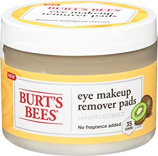 product image for Burt's Bees Eye Makeup Remover Pads, 35 Count