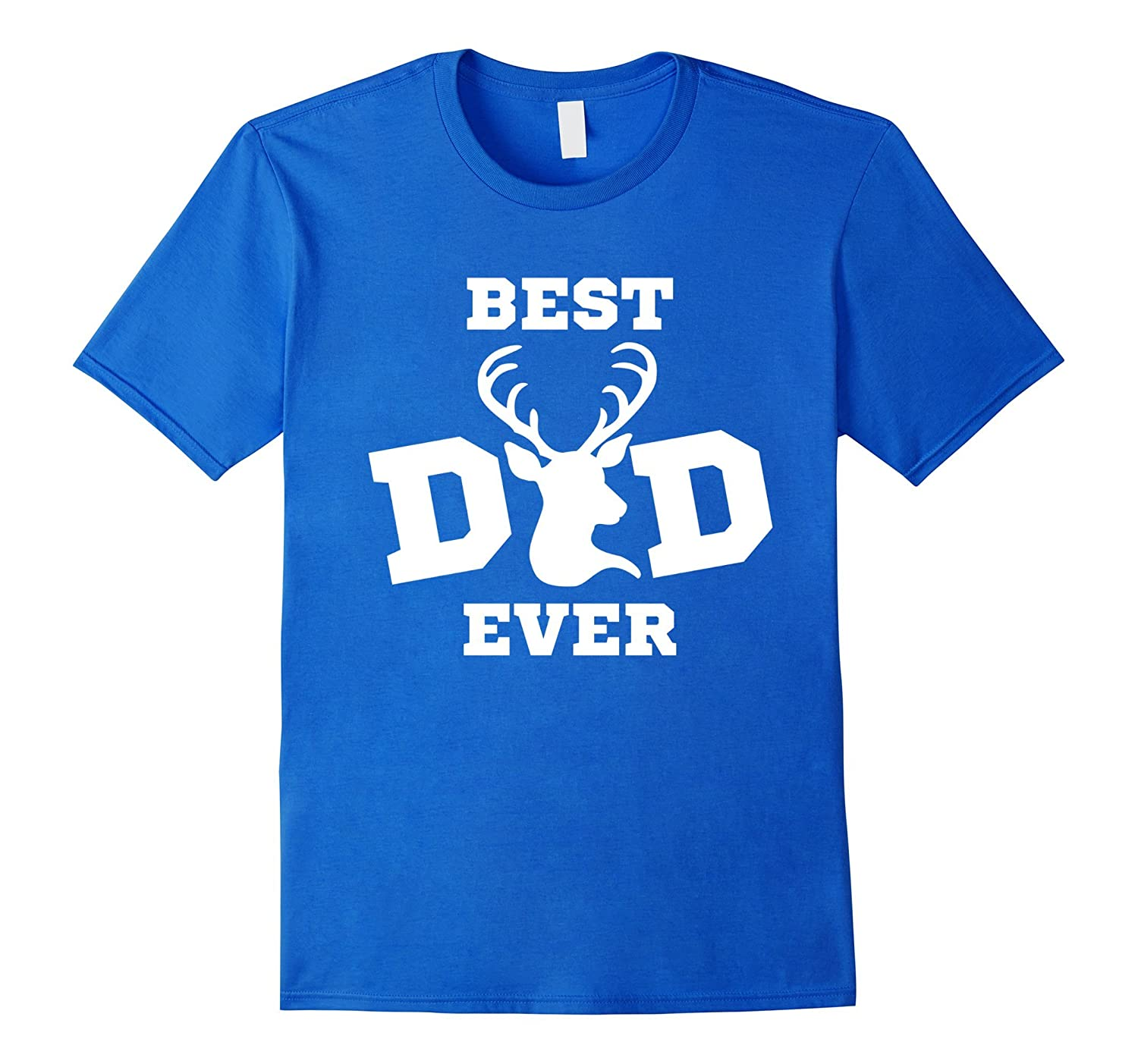 Best Deer Hunting Dad Ever Shirt Cool Funny Fathers Day Gift Cd