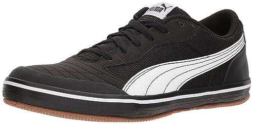 Chaussures Tasse Astro Pour Les Hommes, Puma Noir Puma Blanc, 11,5 M