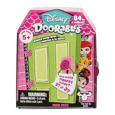 Disney Doorables 69421 Mini Peek Pack, Multi: Toys & Games