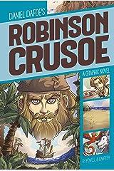 Robinson Crusoe (Graphic Revolve: Common Core Editions) Paperback