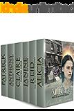 Inspiration at Riverdale Terrace Box Set - 6 BOOKS IN 1: Vol. 1: Alicia; Vol. 2: Reid; Vol. 3: Janine;  Vol. 4: Claire; Vol. 5: Antony; Vol. 6: Patrick