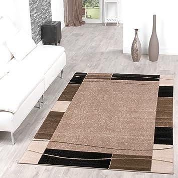 alfombra con cenefa moderno alfombra para saluoacuten color