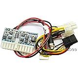 Rasbee オリジナル DC-ATX-160W インラインパワーモジュール 160W電源 DC12V 24ピン ハイパワー シャーシはLirenを装着し Z2200W Z2 arduinoのための 1個 [並行輸入品]