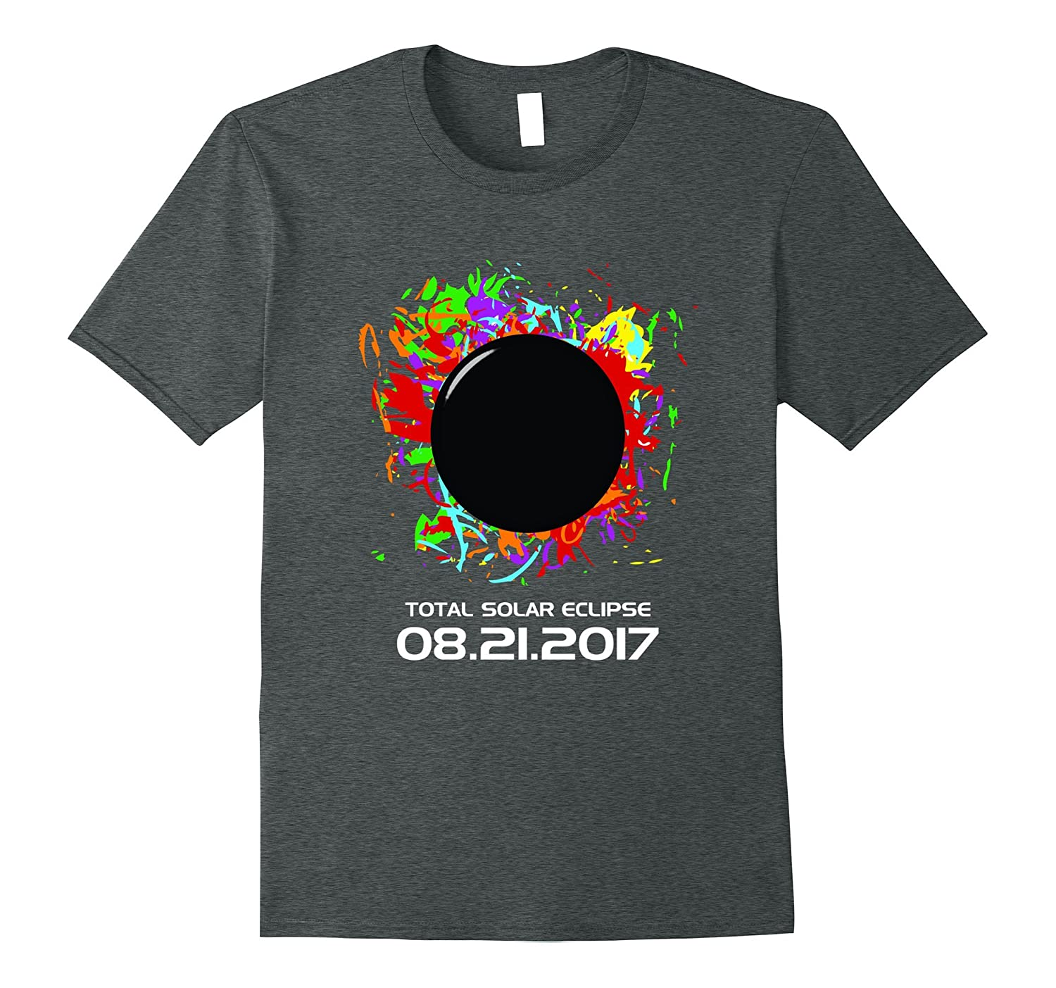 Artist Total Solar Eclipse August 21st 2017 T-Shirt