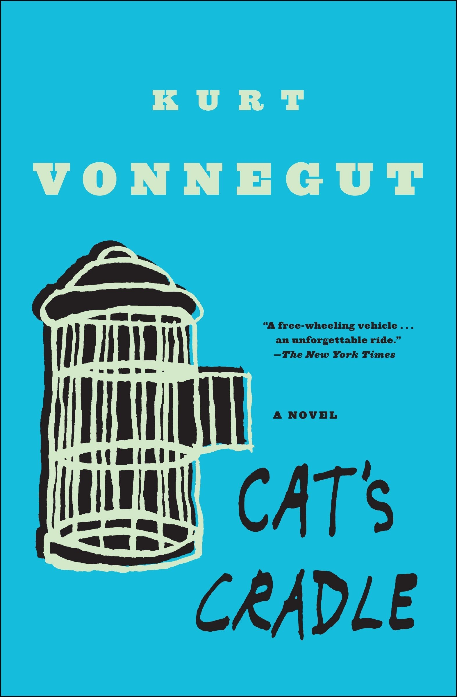 Cat's Cradle: A Novel: Kurt Vonnegut: 8601400575338: Amazon.com: Books