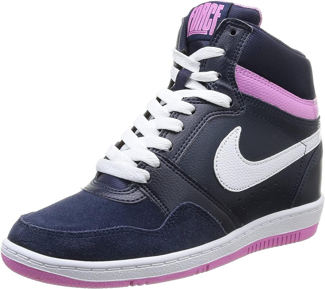 Nike Wmns Nike Force Sky High Zapatillas de Fitness de