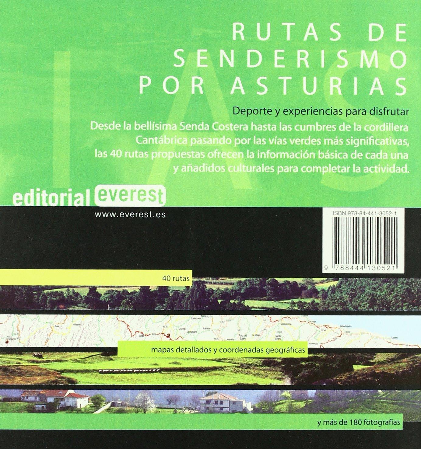 Rutas de senderismo por Asturias: Todos los itinerarios de la ...
