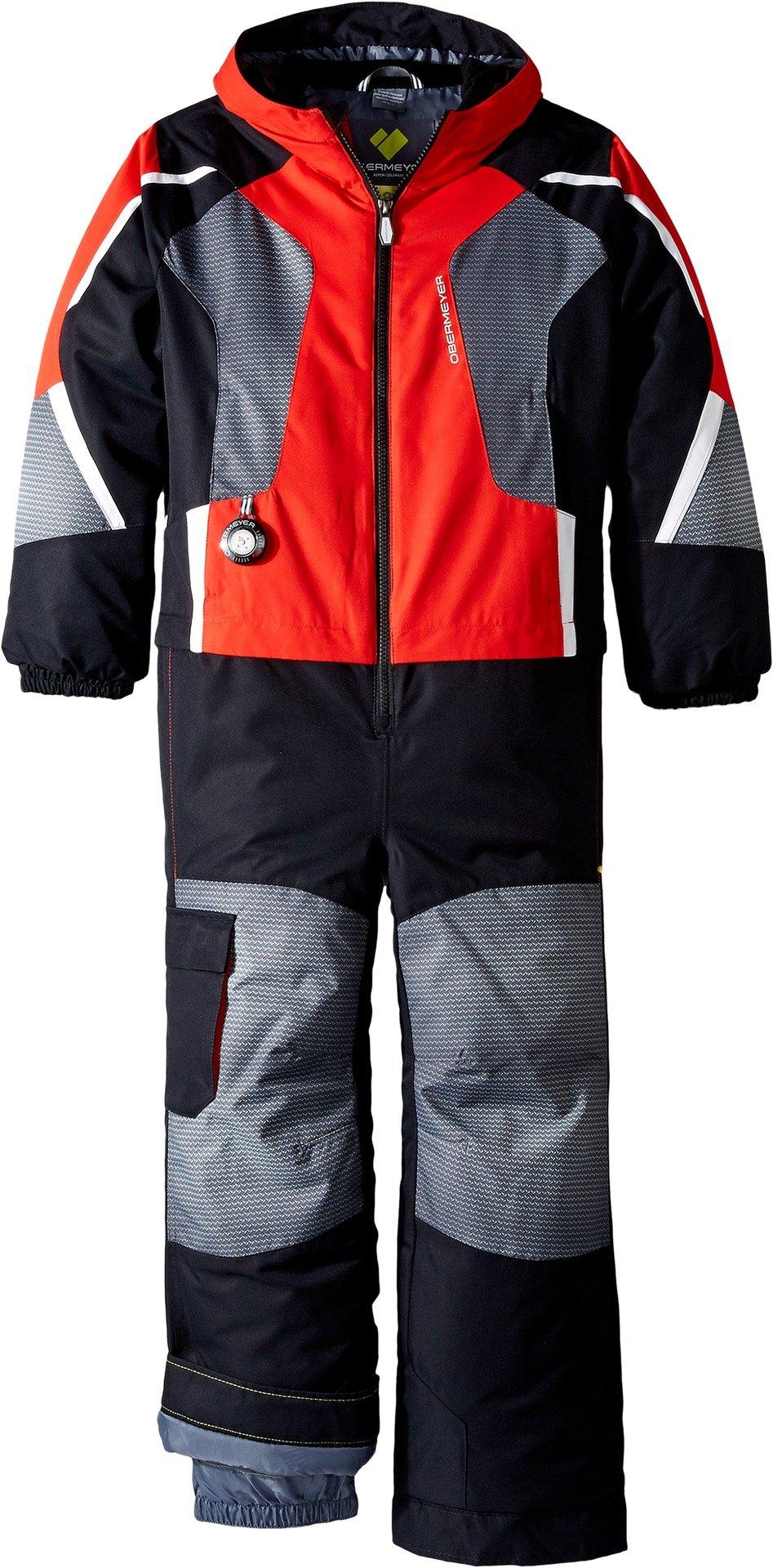 Obermeyer Kids Baby Boy's Vortex Suit (Toddler/Little Kids/Big Kids) Red Pants