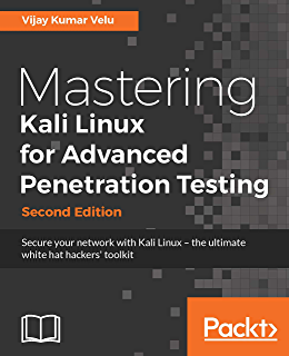 Amazon com: Kali Linux: Windows Penetration Testing eBook: Wolf
