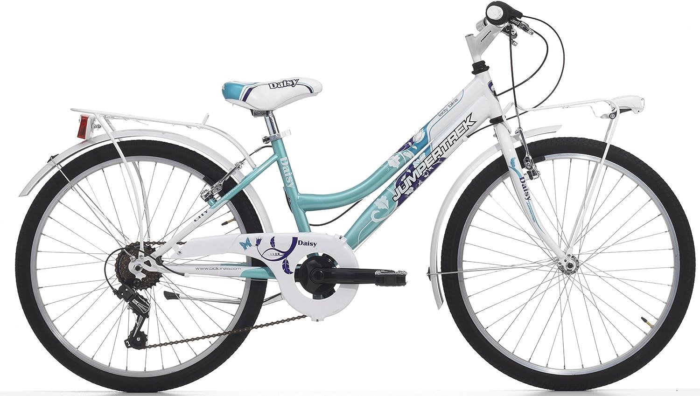 Bicicleta Cinzia Daisy de niña, estructura de acero, cambio de 6 ...