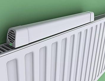 Radiator BOOster: mejora la eficiencia de su radiador, evita pérdidas de calor y reduce