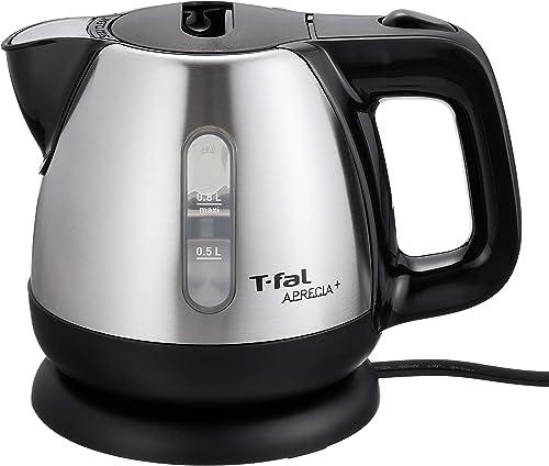 T-FAL electric kettle Apureshia plus 0.8L Metallic Noir BI805D70