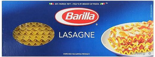 Barilla Wavy Lasagne Pasta, 16 oz