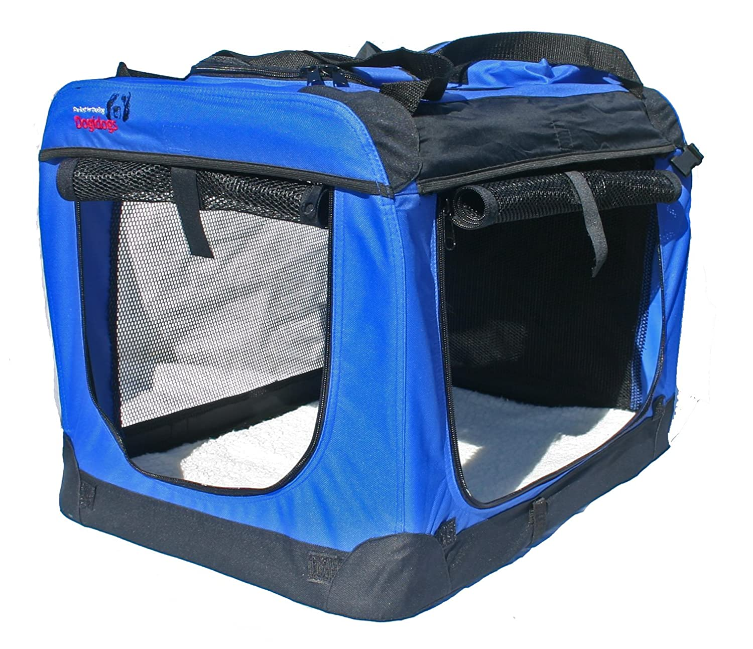 L (70 x 52 x 52 cm) Dogidogs Transport Box for Dogs