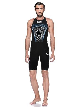 arena Powerskin R-Evo One Jammer Men Grey-Bright Orange 2019 Badehose grau Herren-Schwimmsport-Produkte