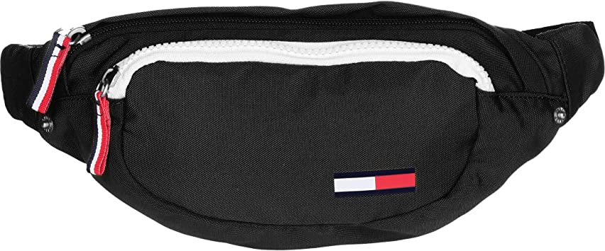 Tommy Hilfiger AM0AM05918 CITY BUMBAG ESTUCHE Unisex BLACK UNI: Amazon.es: Ropa y accesorios