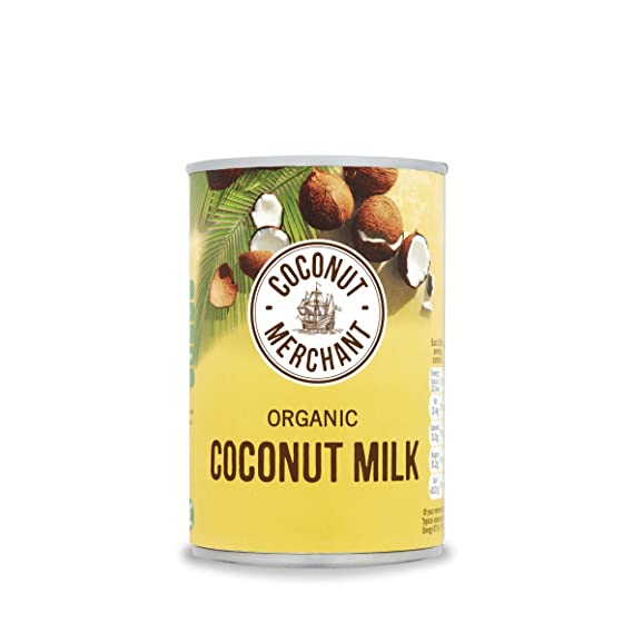 Leche de coco - 400 ml x6
